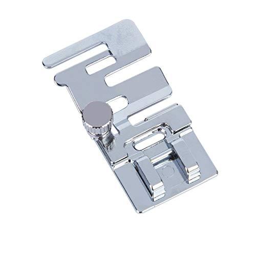 Tiannuan - Banda elástica para presión de pie universal, multifunción, costura para máquina de coser, herramienta de instalación fácil, tejido elástico prensa pie