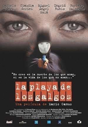 Playa de los galgos [DVD]