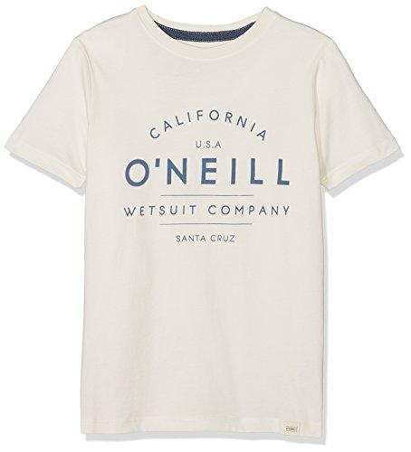 O'Neill Jungen T-Shirt, Weiß (Powder White), 176