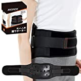 現役整体師がおくる【ANSINDO】腰全体で支える腰サポーター 腰痛ベルト 腰サポーター 腰用ベルト 腰痛コルセット 腰コルセット S/Mサイズ