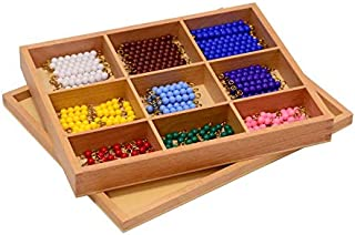 Best golden bead material montessori Reviews