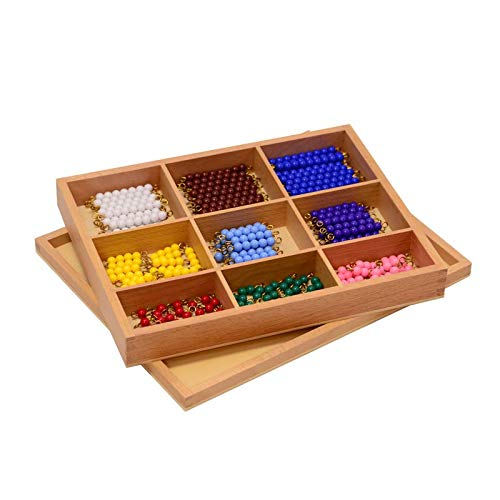 Bead Bars for Ten Board with Box BST Toys /& Gifts BST Toys