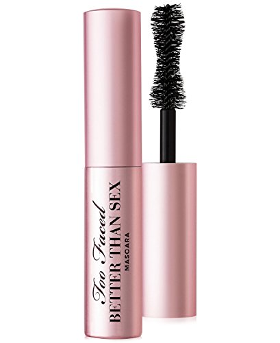Too Faced Better Than Sex Mascara .13 oz. Mini - Black