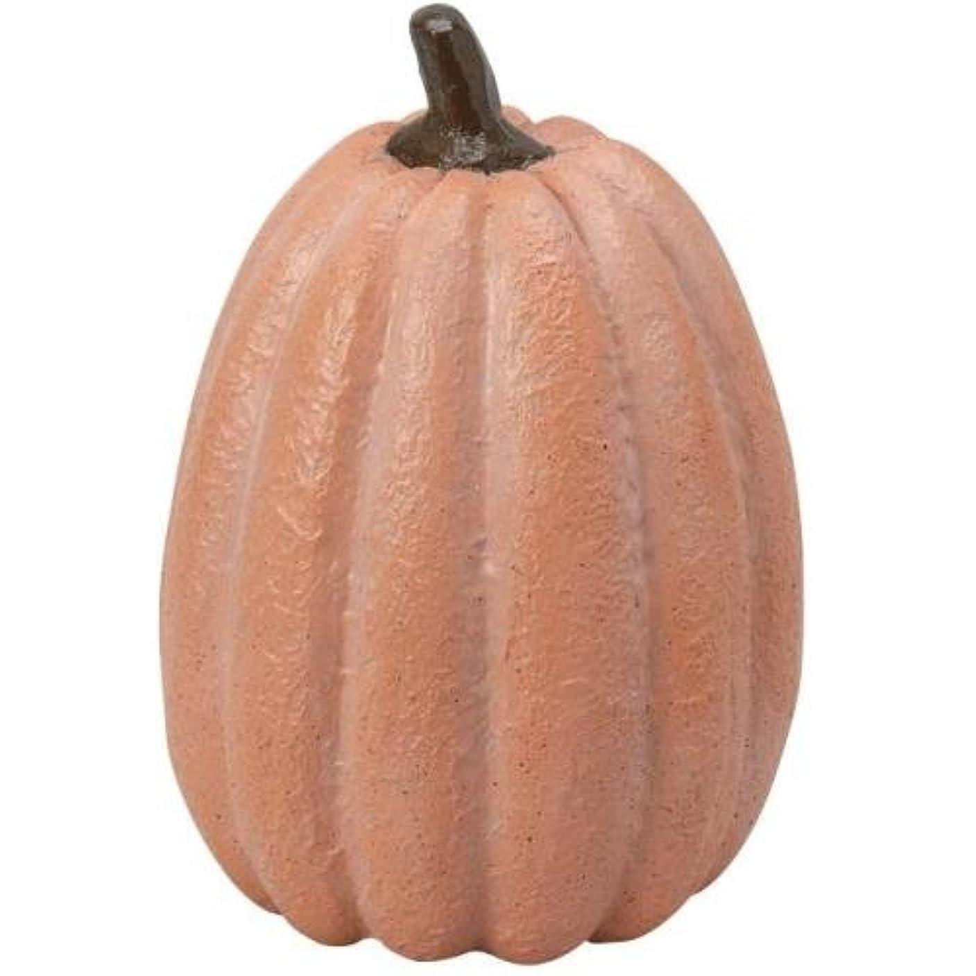大事にする居心地の良いバージンワックス パンプキンB オレンジ