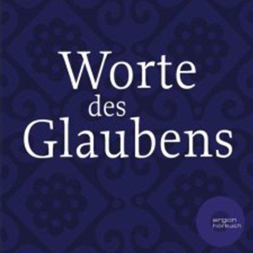 Worte des Glaubens audiobook cover art