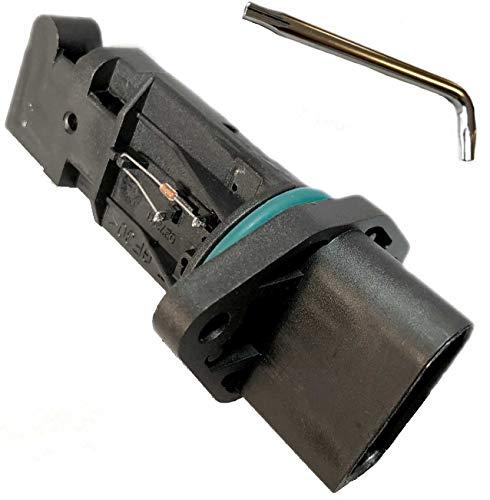 Twowinds - 0281002216 Luftmassenmesser + Schlüssel enthalten A4 A6 Golf Polo Ibiza Leon Fabia