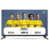 CHiQ L32H7N HD Smart TV, 32 pollici, Wi-Fi, Netflix, Youtube, Prime Video,...