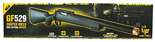 Game Face GF529 Sniper Carbine Airsoft Rifle