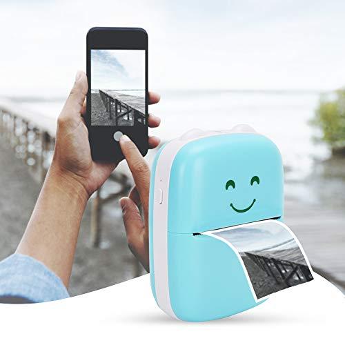 Bluetooth Mini tragbarer Drucker Mini-Taschendrucker, Kinder für Kinder Geschenke Student