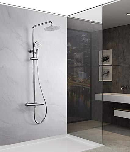 Columna de ducha termostatica Imex Amsterdam GTAM015