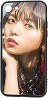 乃木坂46 齋藤飛鳥 iPhone 7 8 SE2 ケース Tpu ガラスケース 携帯カバー 耐汚れ スマホケース アイフォン 耐衝撃 多機種 指紋防止 レンズ保護