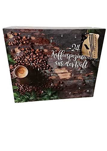 Kaffee-Adventskalender - Kaffee aus aller Welt