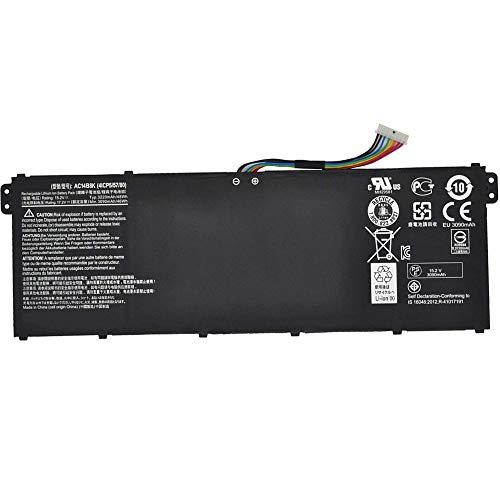 AC14B8K 3220mAh Laptop Battery Replacement for Acer Aspire E3-111 E3-112 CB3-111 CB5-311 ES1-511 ES1-512 E5-771G V3-111 15.2V 48Wh