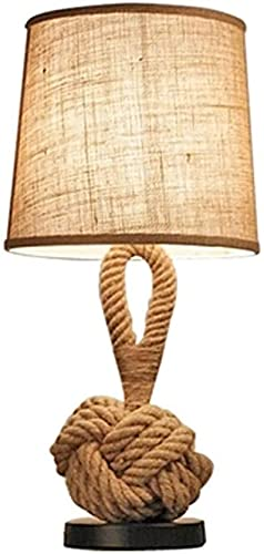 CMMT Lámpara de escritorio lámpara de escritorio simple estudio de moda sala modelo habitación personalidad creativa guita dormitorio lámpara de noche 28 * 58 cm