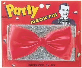 Red bow tie small (japan import)