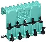 Penn-Plax Lok-Tite Plastic Gang Valve Aquarium Pump Accessories