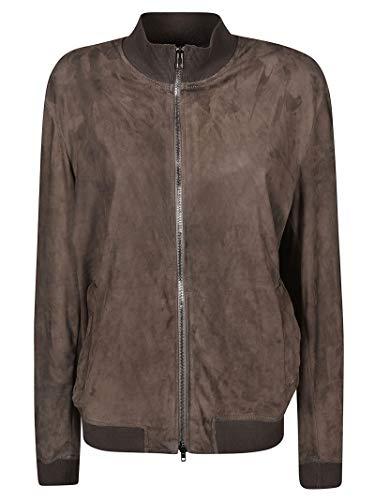 SALVATORE SANTORO Luxury Fashion Mens 36525GREY Grey Outerwear Jacket | Spring Summer 19