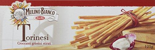 Mulino Bianco Grissini Torinesi, 5er Pack (5 x 125 g)