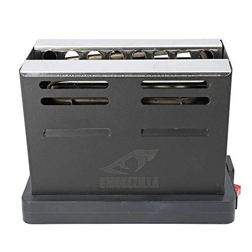 Smokezilla® Pyrostrom RIFT Shisha Kohleanzünder 800 Watt | Die Naturkohle Wird von viele Seiten angeheizt !
