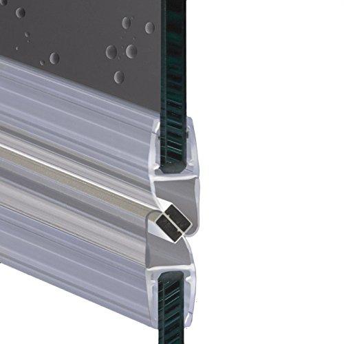 200cm EC-214 Guarnizione magnetica Box Doccia per vetri di spessore da 6 e 8 mm