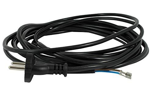 Netzkabel 6 m für Sorma SM 510 Staubsaugerkabel Staubsauger Kabel Ersatzkabel Saugerkabel Anschlusskabel Kabel