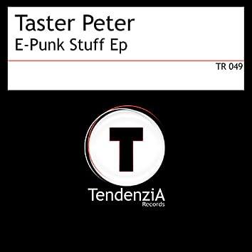 E-Punk Stuff Ep
