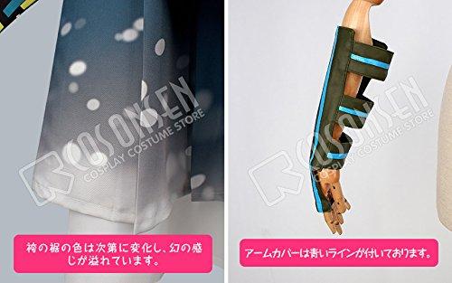 『刀剣乱舞 江雪左文字 コスプレ衣装 (女性L)』の6枚目の画像