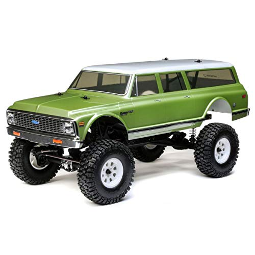 VATERRA 1/10 1972 Chevy Suburban Ascender-S 4WD Rock Crawler Brushed RTR, VTR03094