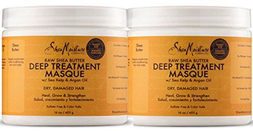 SheaMoisture Raw Shea Butter Deep Treatment Masque | Family Size | 16 oz.