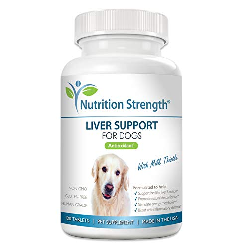 Top 10 best selling list for dandelion supplements for dogs