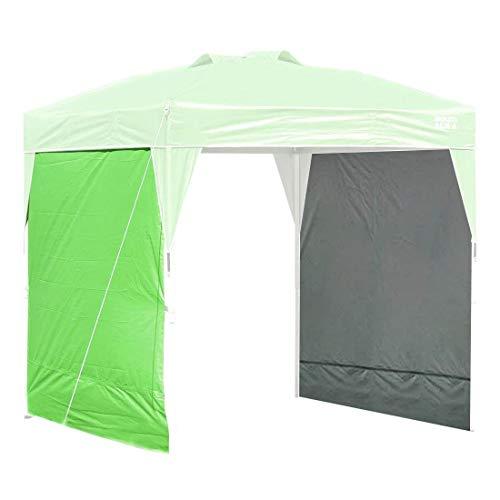 タンスのゲン フライシート 当店タープテント専用 テント タープ 3Mアルミ用 フライシートのみ テント パーツ ライムグリーン 44400018 01 (60824)