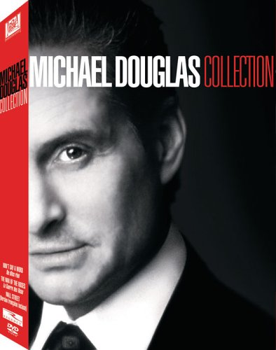 Michael Douglas Collection: Wall Street / The War Of The Roses / Don't Say A Word