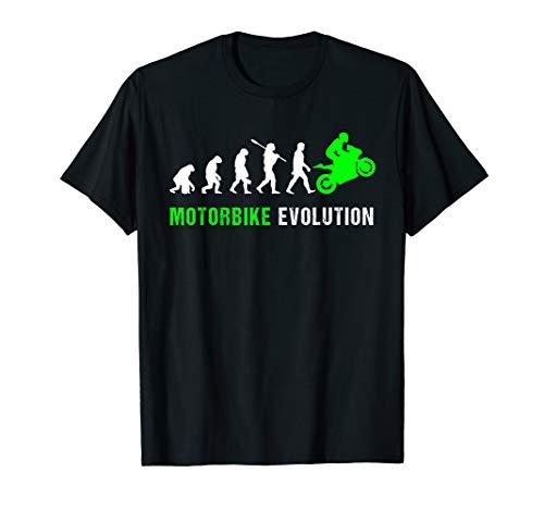 Motorbike T-Shirt Herren | Motorbike Evolution | Motorrad