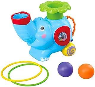 PlayGo Pop And Hoop Roller Elephant