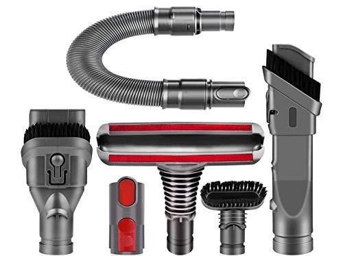 ilovelife Replacement Attachments Tools Brush Kit for Dyson V6 DC24 DC33 DC35 DC39 DC44 DC58 DC59 DC62 DC74, Dyson Cordless Vacuum Accessories