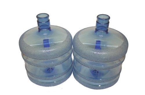 M1型3ガロンボトル(ハンドル付き) ライトブルー【2本入り】