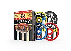 The Rock And Roll Circus [Coffret Dvd+bluray+2Cd]