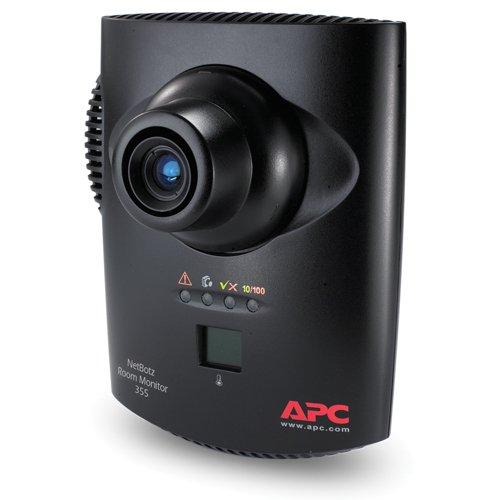 APC NetBotz Room Monitor 355–-Kameras (650g, 0–45°C, 0–95%, 170x 95x 210mm)