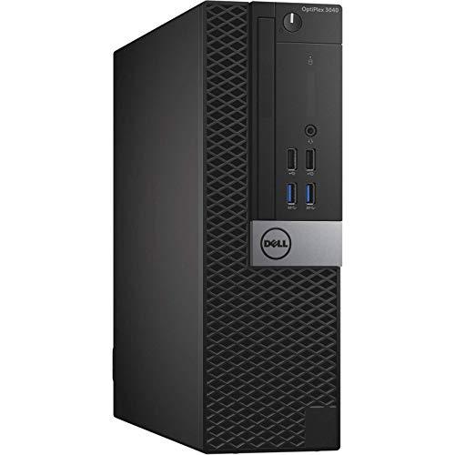 PC Computer Dell Optiplex 3040 SFF, Intel Core i5-6500, Ram 8GB DDR3, SSD 240GB, HDMI Display Port, USB 3.0, Windows 10 Pro 64 Bit (Ricondizionato)