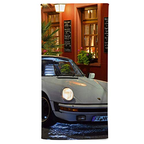 fotobar!style Handtuch 50 x 100 cm EIN Motiv aus dem Kalender Porsche 911 SC Pure Ästhetik