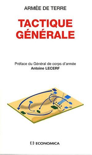 Tactique Generale