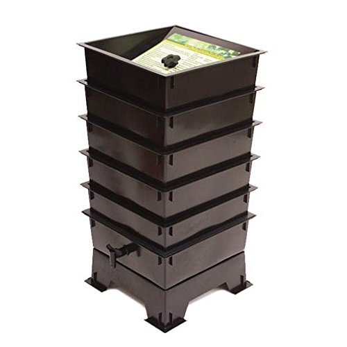Lowest Prices! Worm Factory The 5-Tray Composter (Black)