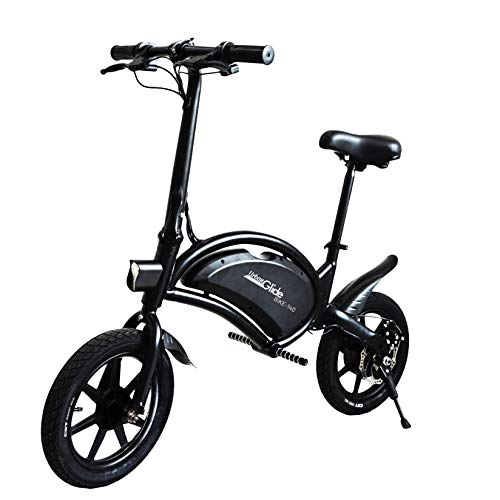 UrbanGlide Bike 140–Patinete eléctrico Adulto Unisex, Negro, única