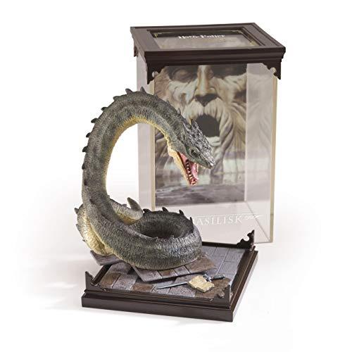 La Coleccion Noble Criaturas Magicas-Basilisco