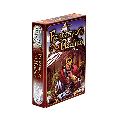 WizKids Fantasy Realms Fantasy Realms Game