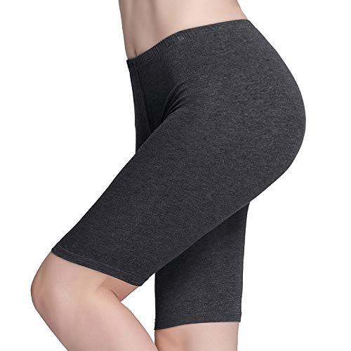 Vinconie Leggins Corti Pizzo Donna Pantaloncini Short Donna Fitness Leggings