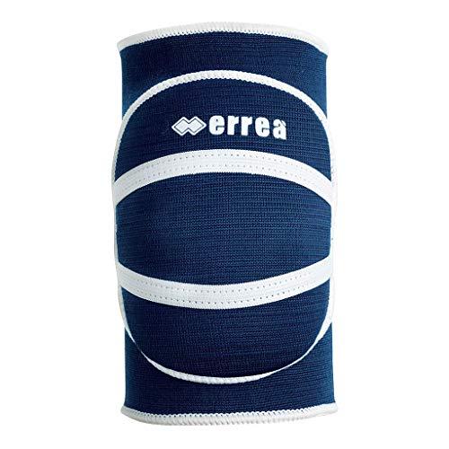 Erreà Atena Knieschoner Limited Edition · Accessoires Schoner Knieschützer Volleyball Athena Knee Pads Set Paar · Unisex Jungen Mädchen Jungs Mädels · Farbe dunkelblau, Kinder, Größe XS