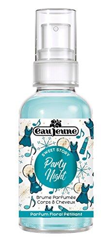 eau jeune Brume Parfumée Sweet Memories Party Night 100 ml