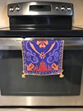 Tassels Placemat Magic Carpet Dish Towel Hand Towel Face Towel Tea Towel Inspired by Aladdin Magic Princess Whitney