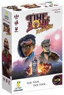 MANCALAMARO- Time Bomb Evolution, 3760175516917: Amazon.es: Juguetes y juegos